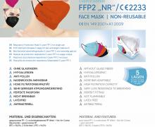 FFP2 Medizinische Masken