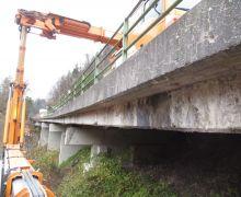 Generalsanierung der Bruckmüllerbrücke