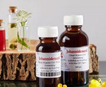 Johanniskrautöl - Heilmittel aus der Region