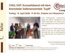 Konzertabend Galerie am Färberbach